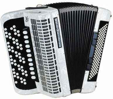 Weltmeister-Model Button accordion - 120